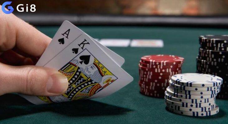 Diễn biến một ván bài Poker